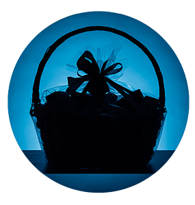 First Responders gift basket giveaway
